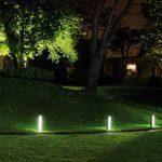 Выбор источников света для освещения дачного участка